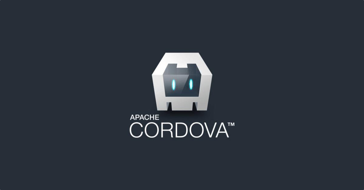 Setup an Apache Cordova project