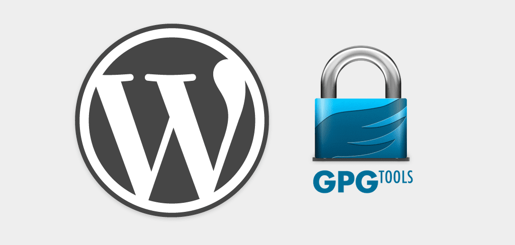 Encrypt emails that wordpress send you