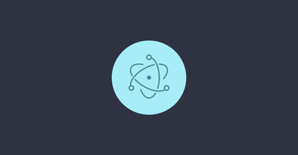 Electron hello world | Christian Engvall