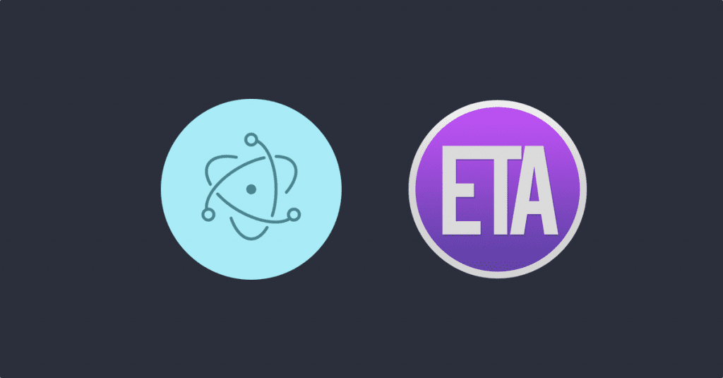 Electron app icons