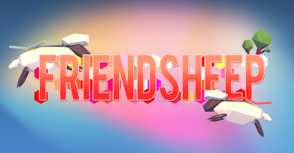 Friendsheep - Unity game