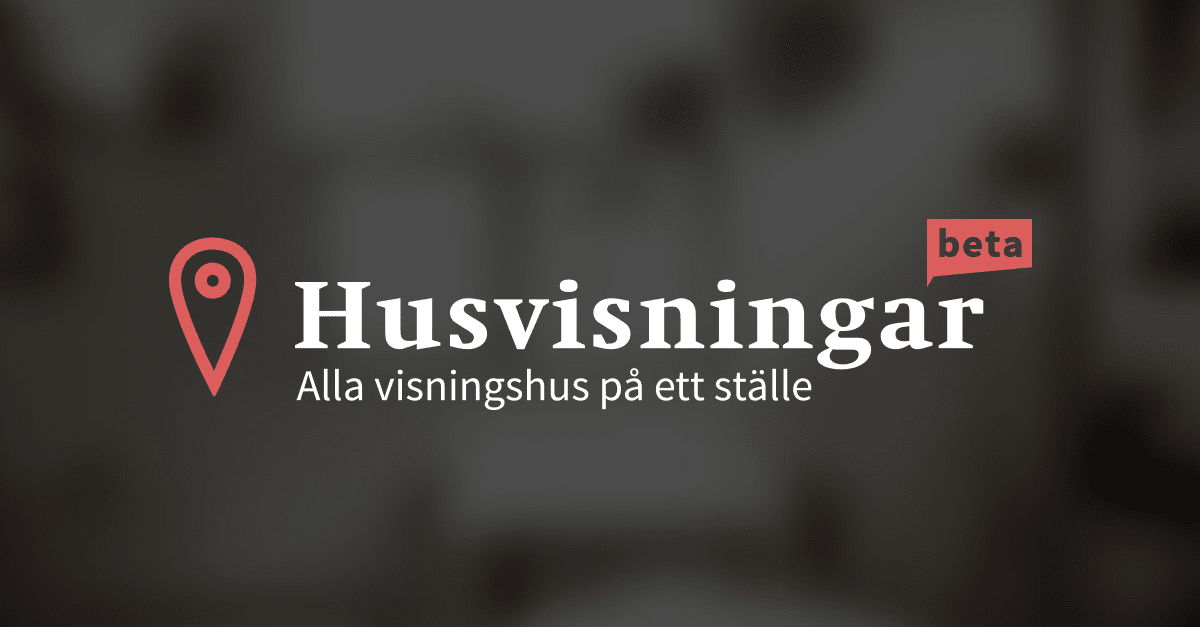 Husvisningar.se - Ruby on rails