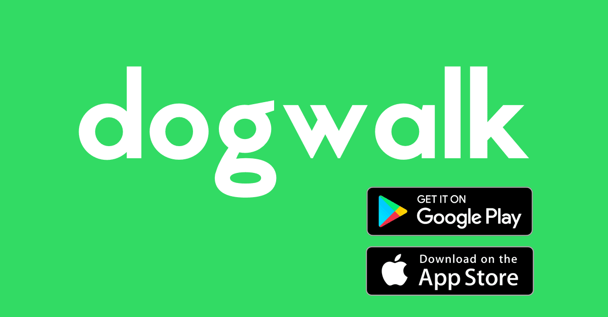 Dogwalk app released
