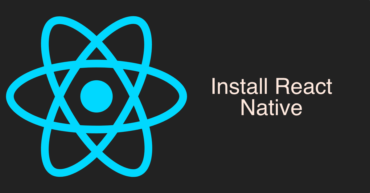 Install React Native | Christian Engvall